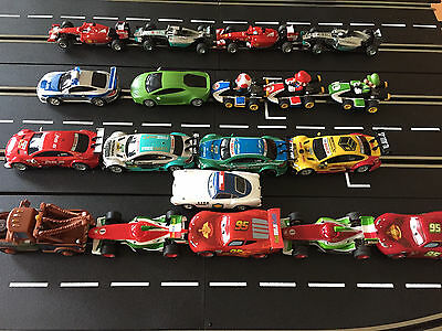 Carrera Go Car Free Selection Sander race car slotcar