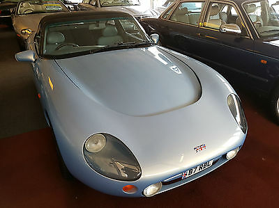 TVR Griffith 500 1996 Crystal topaz Grey full hide