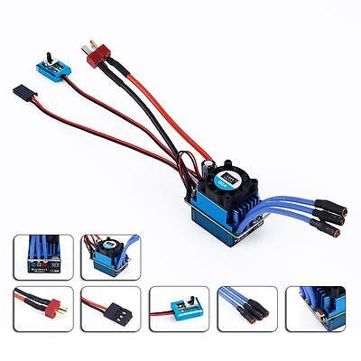 TSKY Racing 60A Brushless Electric Speed Controller ESC for 1/10 RC Car Truck G#