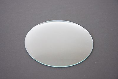 New Round Convex Glass 100mm Clock Replacement Glass Antique Clock Parts