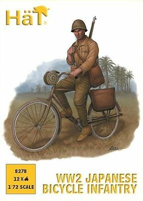 Hat - WW2 Japanese bicycle infantry - 1:72
