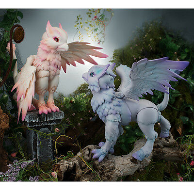 1/4 bjd doll SD doll Griffin withBig wing bare dragon