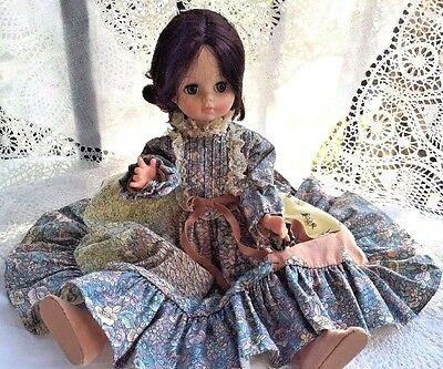Vintage Effanbee Doll 15 inches  © 1966