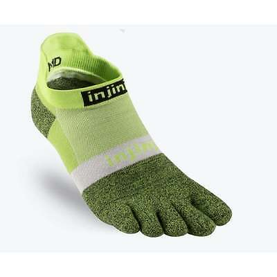 Inov8 Run Lightweight No Show Running Sock Chive