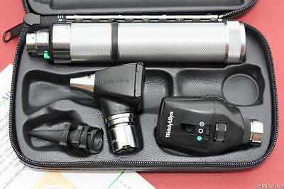 Welch Allyn Diagnostic Set Otoscope Ophthalmoscope 97250