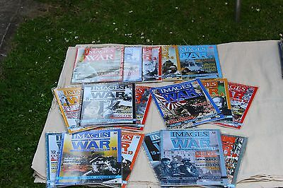 Set of 54 Images of War Magazines