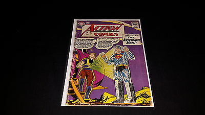 Action Comics #249 - DC Comics - February 1959 - 1st Print - Superman