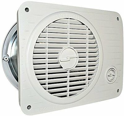 Thru-Wall Room to Room Fan - Free Shippping