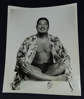 1950/60's - WRESTLING / WRESTLER -  CATO - ORIGINAL - PHOTO - (1)