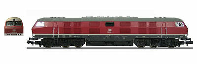 ROCO 23268 N Scale Gauge Train LOCOMOTIVE DB  BR 232