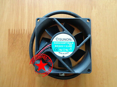 1pcs SUNON KDE2408PTB3-6 24V 2.4W 8CM inverter fan