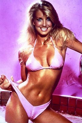 HEATHER THOMAS Poster [Multiple Sizes] Hollywood 80's Stars Hunk Playboy 16