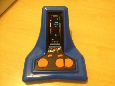 Vintage Boxed Bandai Galaxian   Handheld Game Fully Working Free Uk Pp