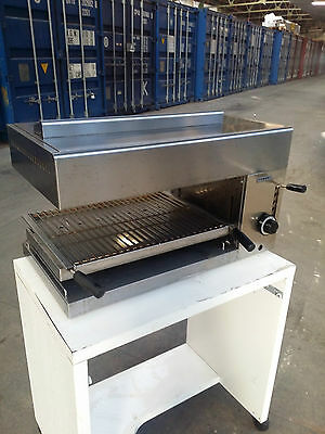 HOBART Salamander Grill Grills Rise & Fall Grill Contact Grill