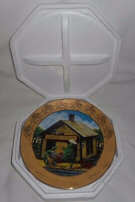 TERRAPIN STATION Stanley Mouse Hamilton Collection Grateful Dead Collector Plate