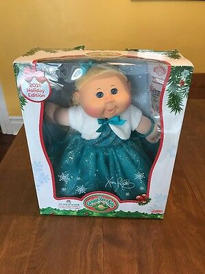 New 2016 Target Exclusive Cabbage Patch Kids Holiday Kathleen Audrey May 20th