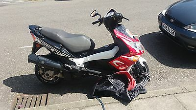 2013 PGO GMAX 125 cc Scooter for sale