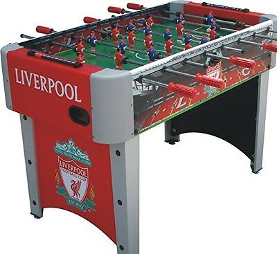 NEW - LIVERPOOL - Hy-Pro 4ft Football Table - soccer - NEW