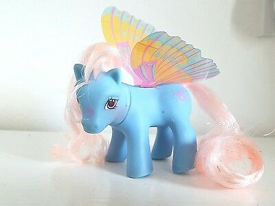 Vintage G1 1980's My Little Pony GLOW-SUMMERWING. Cute! ♡☆♡