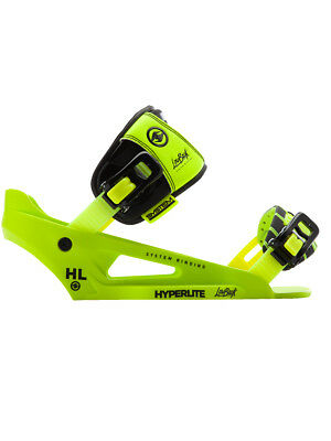 Hyperlite System Lowback Yellow Binding 2017