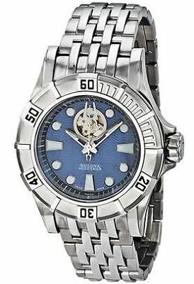 Bulova Men's Accutron Kirkwood Stainless Steel Watch 63A114