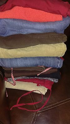 Large lot of Maternity Clothes Size Large