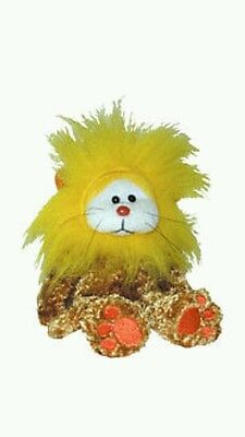 Courage the Lion Bear Beanie Kid Retired ***PREMIER EXCLUSIVE***LIMITED EDITION*