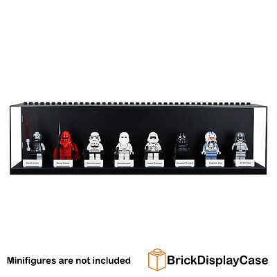 Display Case Box for Star Wars Toys Lego Minifigure Darth Vader Stormtrooper Hot