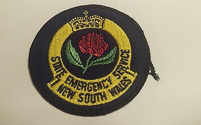 New South Wales State Emergency Service Patch / Badge Nsw