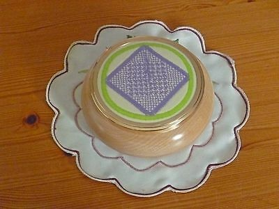 Square Peg In A Round Hole Torchon Bobbin Lace Pattern Lacemaking *PATTERN ONLY*
