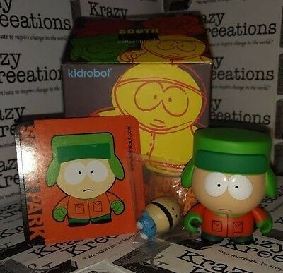 Kidrobot - South Park Series 1 - Kyle - Vinyl figure