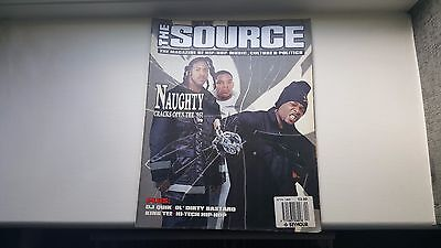 the source magazine Naughty by Nature April 1995
