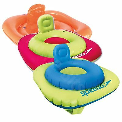 Speedo Sea Squad Swimming Trainer Seat Ring Baby/Toddler Floating/Inflatable Aid