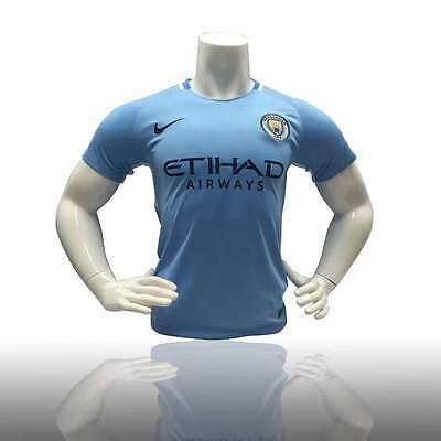 Manchester City Football Shirt, 17/18, Home 2017/18, New, All Sizes!