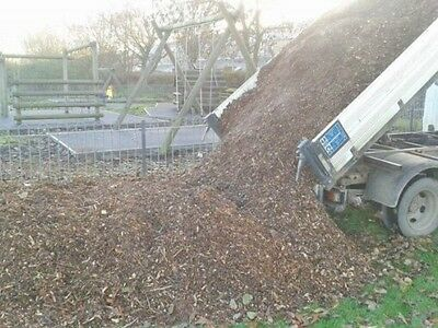 garden wood chippings