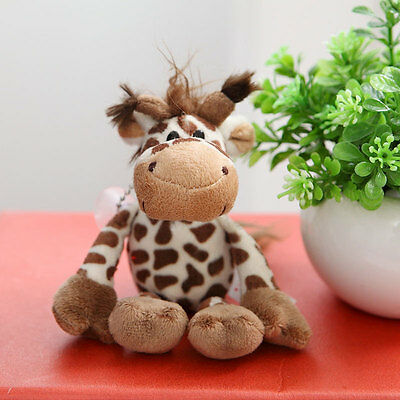 Doll Giraffe Leopard Print Plush Toys Home Decor Decoration For Baby Family