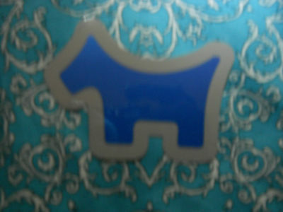 "New Scotty Cameron Blue Scotty Dog 4"" X 3"" Sticker Cool Fathers Day Gift Idea !!"