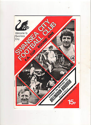 1978/9  Swansea v Hillingdon Borough (FAC)
