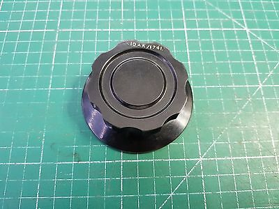 Vintage Large 6mm Shaft Potentiometer / Rotary Switch Knob With Pointer