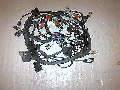 Kawasaki ZX10R 2011 2015 Kit Race Wiring Harness
