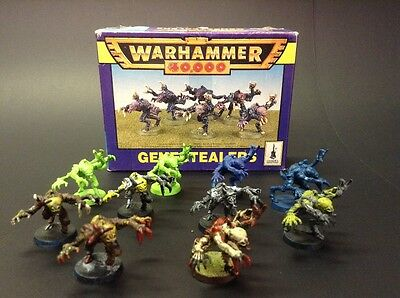 Genestealers tyranids OOP with box army lot