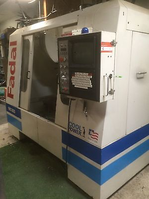 FADAL 3020HT CNC Vertical Machining 1999 - Scales, USB, 4th , Haas Great Machine
