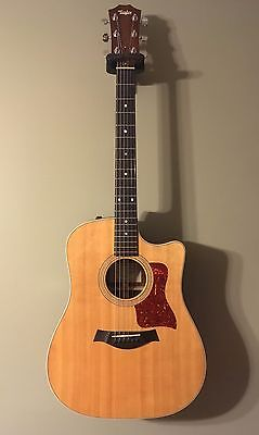 2004 Taylor 410-CE-L7 Fall Limited Edition  Acoustic/Electric Guitar w/OHSC