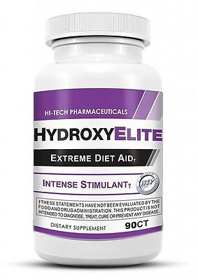 Hydroxyelite, Fat Burner, Weightloss, 90 Capsules