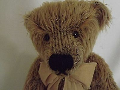 BENTLEY Mohair RUSS Collectable Retired Bears From The Past 28cm COA Be Inspired