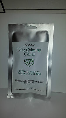 Dog Calming Collar Anxiety Cure Single Collar Pack