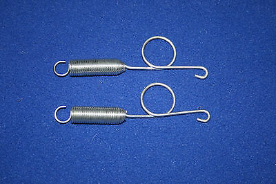 """2 - 4"""" finger loop springs for cage making pet supplies / latch new parts crafts"""