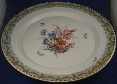 KPM Berlin Porcelain Kurland Pattern Decor 73 Serving Platter Porzellan Platte