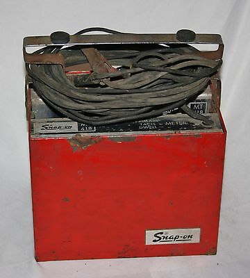 Snap On Model Mt-418 Primary Tach Dwell Meter