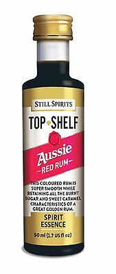 Still Spirits Top Shelf Spirit Essences AUSSIE RED RUM